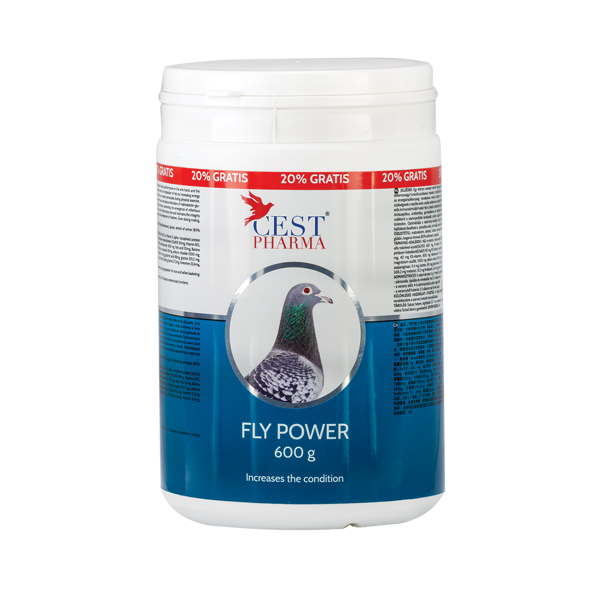 FLY POWER 600g