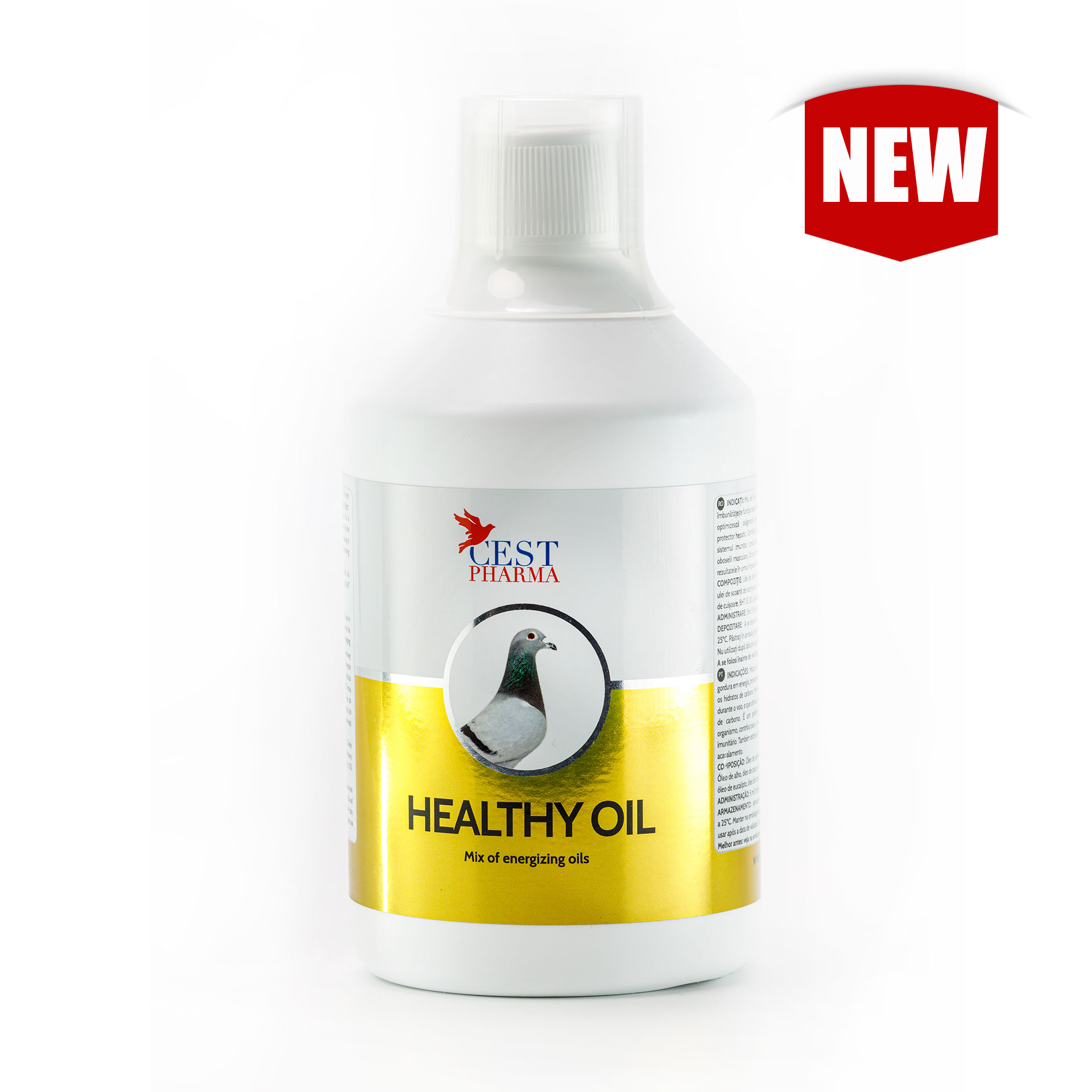 HEALTHY OIL 500ml